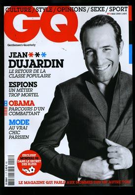 gq Sélection Presse Masculine de mai 2008