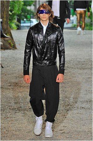 photo dior Les tendances homme printemps/été 2009