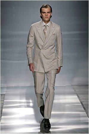 photo zegna ermenegildo Les tendances homme printemps/été 2009
