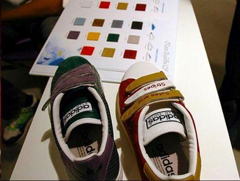 adidas Les baskets personnalisables