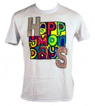 H. Mondays chez Terra T shirt Le T shirt imprimé