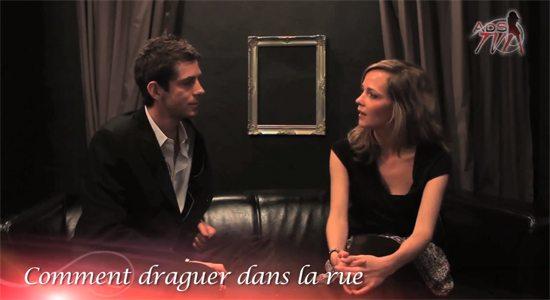 Draguer dans la rue Draguer dans la Rue, mode demploi (vidéo)