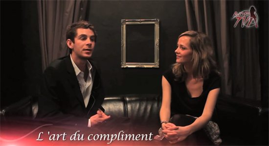 lart du compliment Comment faire un compliment à une femme (vidéo)