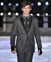 veste gansée noire1 Zoom sur les tendances mode de lété 2011