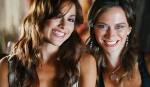 Emma et Victoria