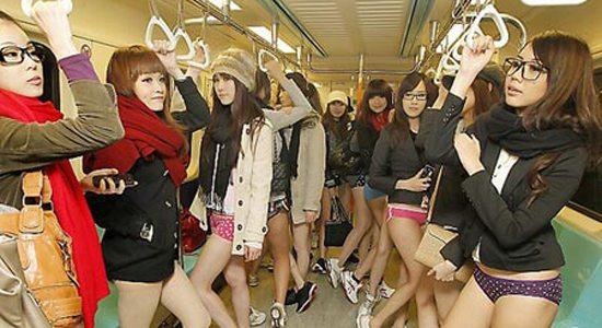 Draguer dans les transports en commun Comment Draguer dans le Metro et les transports en commun