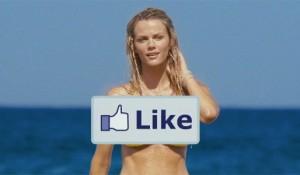 vous trouvez le facebook de votre copine ouvert