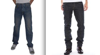 Jean Levis Comment choisir son jean simplement et rapidement...
