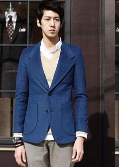 col dépassant légèrement Comment choisir sa veste ?