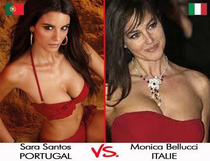 portugal italie 2 Miss Euro 2012 ArtdeSeduire : VOTEZ pour les matchs du jour !