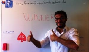 Artdeseduire Selim Niederhoffer Challenge Video vainqueur