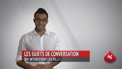 Sans titre 3 Les Sujets de Conversation qui Intéressent les Femmes (Vidéo)