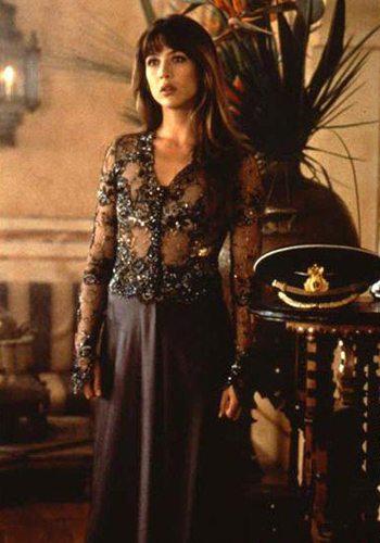27 Sophie Marceau Le monde ne suffit pas James Bond Girl : élisez la plus belle !