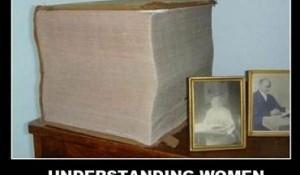 Comprendre les femmes
