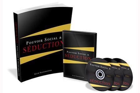 PouvoirSocial livreDVD 360 Pouvoir Social et Séduction
