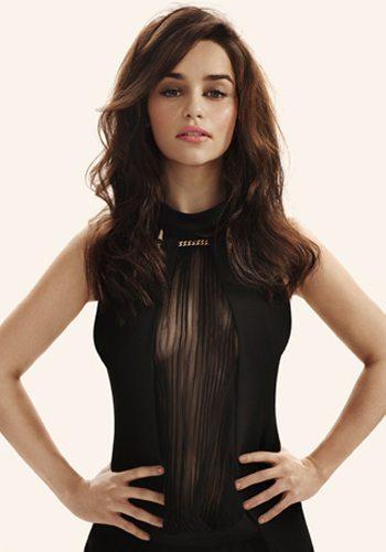 28 Emilia Clarke Votez pour la Fille la plus Sexy de 2013 !