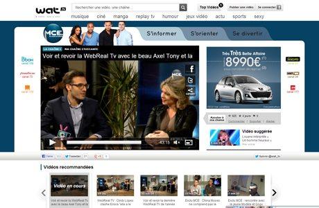 Web Real TV ArtdeSeduire.com dans les médias