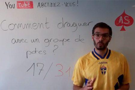 31 questions séduction jour 17 Défi 31 Jours : 31 Conseils Séduction en Vidéo
