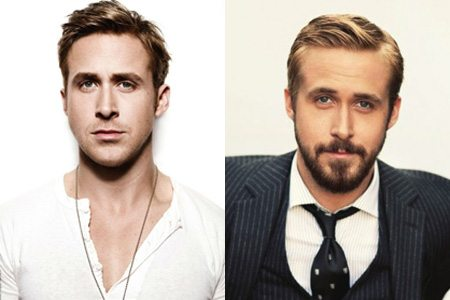 Barbe de dix jours Ryan Gosling Style : Les femmes Préfèrent la Barbe de 10 Jours !