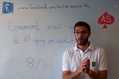 Défi 31 jours 08 Défi 31 Jours : 31 Conseils Séduction en Vidéo