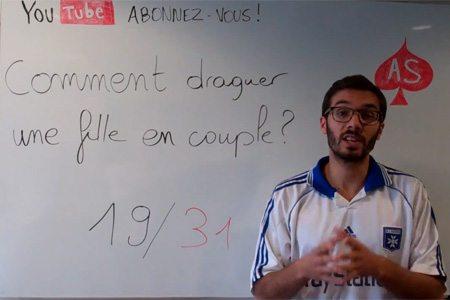 Défi 31 questions jour 19 Défi 31 Jours : 31 Conseils Séduction en Vidéo