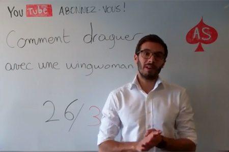 Défi 31 questions jour 26 Défi 31 Jours : 31 Conseils Séduction en Vidéo