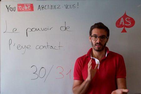 Défi 31 questions jour 30 Défi 31 Jours : 31 Conseils Séduction en Vidéo