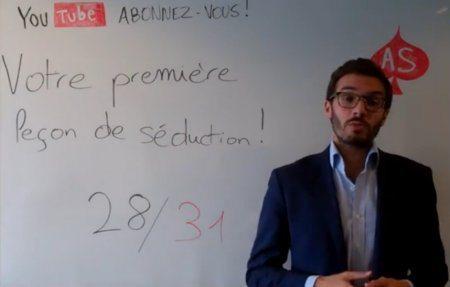 Défi séduction jour 28 Défi 31 Jours : 31 Conseils Séduction en Vidéo