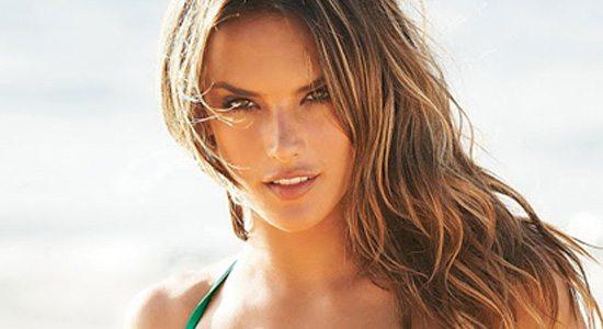 Alessandro ambrosio artdeseduire top10 1 Top 10 Babes du mois : Les Anges de Victorias Secret