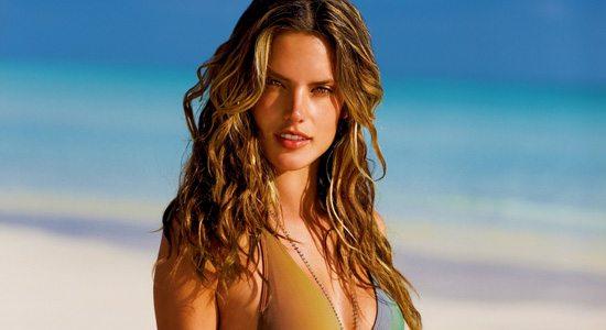 Alessandro ambrosio artdeseduire top10 3 Top 10 Babes du mois : Les Anges de Victorias Secret
