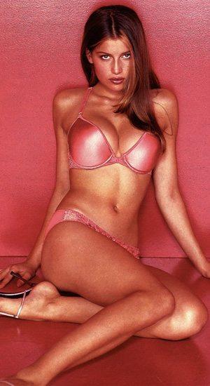 Laetitia casta Artdeseduire top10 1 Top 10 Babes du mois : Les Anges de Victorias Secret