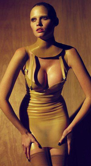 Lara Stone Artdeseduire Top10 1 Top 10 Babes du mois : Les Anges de Victorias Secret