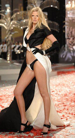 Lara Stone Artdeseduire Top10 3 Top 10 Babes du mois : Les Anges de Victorias Secret