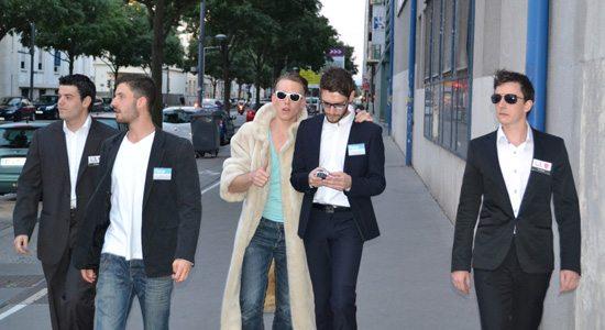 Mackelmore Dynamiques Sociales Extreme Field Report : séduire en se faisant passer pour Macklemore !