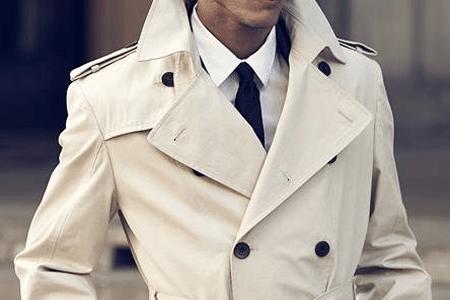 Trench beige homme mi saison Mode masculine : Comment shabiller pour la mi saison ?