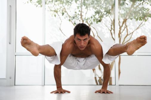 image02 13 Bonnes Raisons de faire du Yoga (quand on est un Homme)