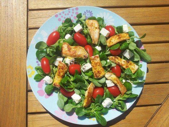 image051 Le Combat des Chefs Episode 1 : la salade Sélim