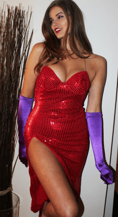 tumblr ln5s15q86f1qcl5svo1 500 Les 10 costumes les plus sexy dHalloween