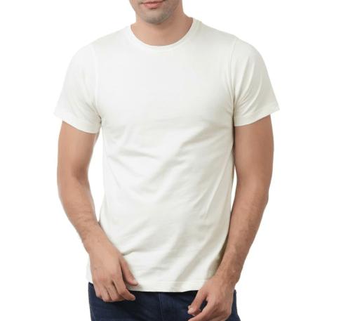T shirt basique pour homme Les Indispensables du Vestiaire Masculin