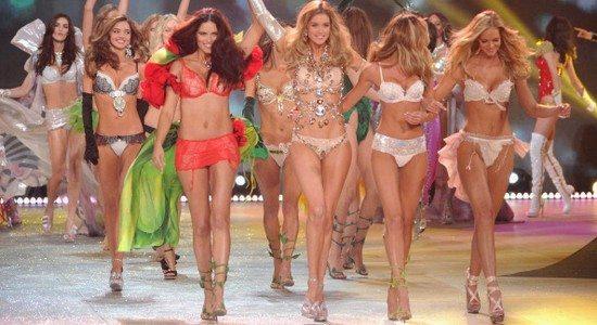 Victorias Secret Fashion Show 2012 2013 Runway Photos 8 Les mannequins de Victorias Secret sans maquillage