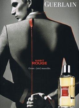 guerlain habit rouge genre tres masculin 2010 Comment Choisir un Parfum pour Homme quand on est Jeune?