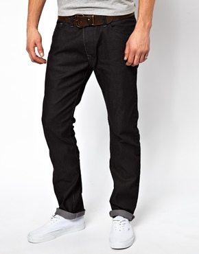 jean noir homme Les Indispensables du Vestiaire Masculin