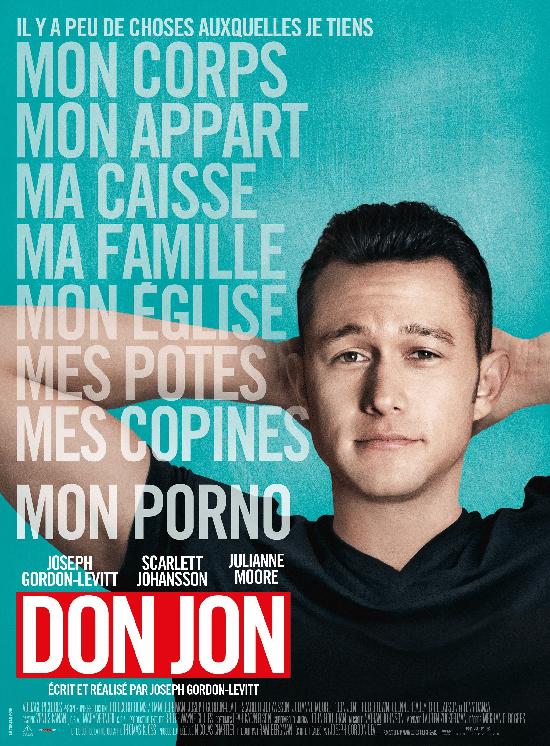 Don Jon Affiche film artdeseduire critique 7 bonnes raisons daller voir Don Jon, le séducteur 2.0 de Joseph Gordon Levitt (Scarlett Johansson inside)
