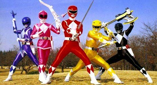 power rangers 1 mighty morphin Etes vous bien entouré ? Les 5 Bros nécessaires à votre cercle social !