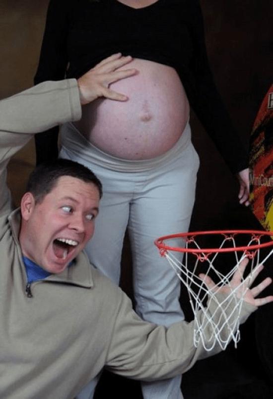 femme enceinte photo18 Les Pires Photos de Grossesse (attention les yeux !)