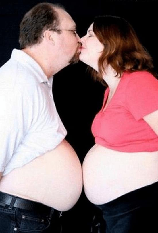 femme enceinte photo19 Les Pires Photos de Grossesse (attention les yeux !)