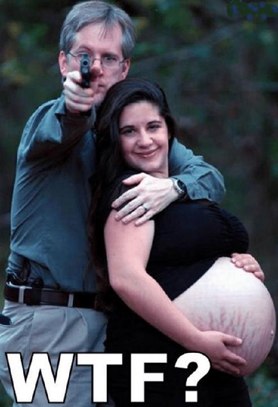 femme enceinte photo22 Les Pires Photos de Grossesse (attention les yeux !)