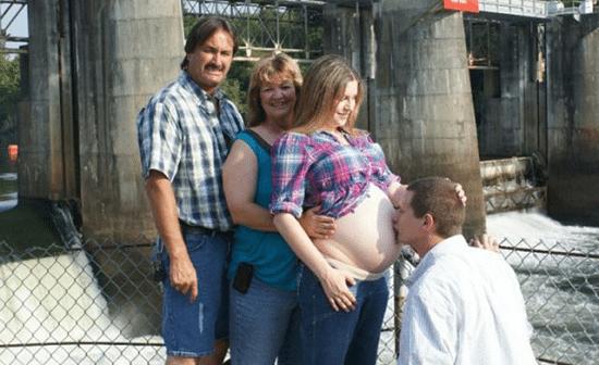 femme enceinte photo9 Les Pires Photos de Grossesse (attention les yeux !)