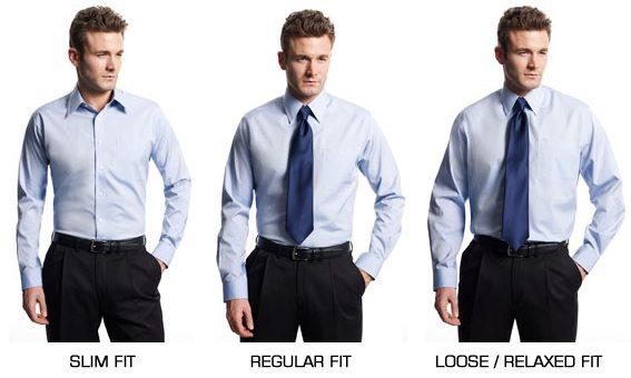 coupe chemise Comment bien choisir sa chemise ? Formel ou casual : le match !