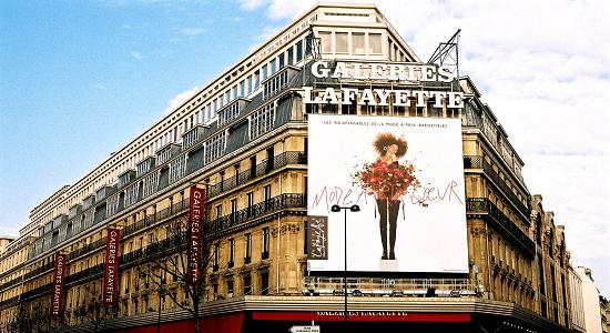 Draguer Paris Grands Magasins Les 5 meilleurs endroits pour draguer à Paris la journée